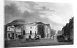 Rotunda & New Rooms, Dublin by James Malton