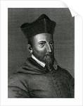 John Lesley, Bishop of Ross by Scottish School