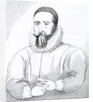 Patrick Hamilton, Martyr by Scottish School