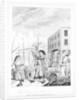 A Cornish Hug in Billingsgate by John Nixon