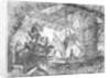 Plate from the 'Carceri d'invenzione' series by Giovanni Battista Piranesi