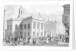 Unitarian Chapel, Paradise Street, Liverpool, engraved by J. Smith by English School