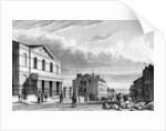 Wesleyan Chapel, Stanhope Street, Liverpool, engraved by J. Smith by English School