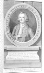 James Macleane Executed Oct. 3 1750 Aged 26 Years by Louis Philippe Boitard