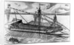 Warship by Jacob Custodis