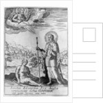 Saint Edward King of England, commonly called the Confessor by English School