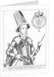 James VI by Renold Elstrack