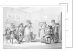 The Village Ale-House by Henry William Bunbury