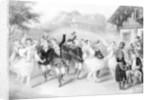 Polish Folk Dance by German School