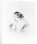 Caroline Norton, engraved by Frederick Christian Lewis by Sir Edwin Landseer
