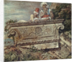 Ruins of the Temple of Apollo Didymaeus by William Pars