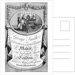 Advertisement for George Smith, Taylor & Ladies Habit Maker by English School