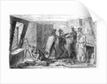 Chimney Sweep's Boys Trapped in a Chimney by English School