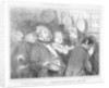 Stupefaction, Compression and Suffocation, First Impressions at the Paris Universal Exhibition by Honore Daumier
