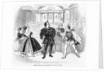 Scene from Costa's Opera of 'Don Carlos' by English School