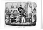 The Royal Children in the Nursery, by T. H. A. E by English School