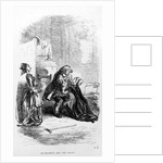 Mr. Bramble at the Window, Illustration taken from the Expedition of Humphrey Clinker by Tobias Smollet by English School