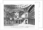 An inside view of the Pantheon, Oxford Street, London by John Dixon
