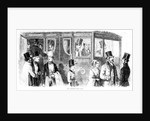 Epson Races 1847: The Railway - First Class by English School