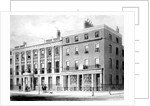 D'Alemaine & Co. on Soho Square by English School