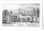 The Invasion or Perkins Triumph - a Protestant Print, inscrib'd to all true lovers of their Religion and Liberty by English School