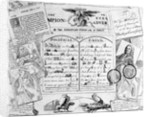The Champion, or Evening Advertiser by Capt. Hercules Vinegar of Pall Mall by English School