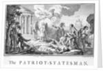 The Patriot Statesman by English School