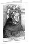 Martin Luther as Augustinian Friar by Lucas the Elder Cranach