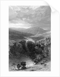 High Force by the Tees, Durham by English School