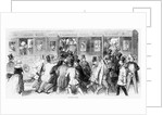 Epson Races 1847: The Railway - Second Class by English School