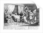 Cunicularii or the Wise Men of Godliman in Consultation by William Hogarth