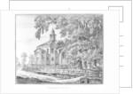Paddington Church by Haynes King