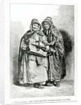 "Old Sarah"" The Well-Known Hurdy-Gurdy Player by English School"