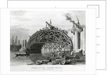 Works of the Strand Bridge by George Smith