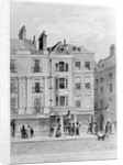 Old Entrance to the Crown and Anchor Tavern,1851 by English School