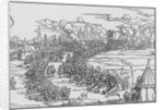 The Artillery Park of Charles Quint by French School