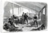 Temporary Field Hospital behind the Second Prussian Parallel at Dueppel by English School