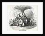 Ascent of the Nassau Balloon by English School