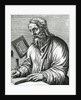 Flavus the Grammarian, 16th Century by French School