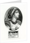 Cleopatra, Queen of Egypt by English School