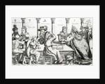 Royal & Ecclesiastical Gamers by Thomas Cockson