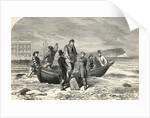 Landing of Louis Phillipe in England by English School