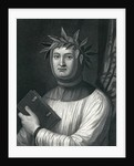 Francis Petrarch by English School