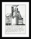 Pulpit Satire by English School
