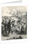 Landing of the Princess Henrietta by English School