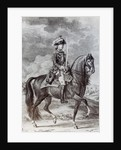 Frederick Augustus, Duke of York and Albany by English School