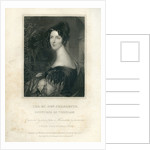 The Rt. Hon. Charlotte, Countess of Verulam by Anonymous