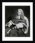 The Right Honourable George Denman by Anonymous