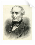 Lord William Armstrong from 'The Illustrated London News' by English School