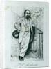 Dante Gabriel Rossetti by English Photographer
